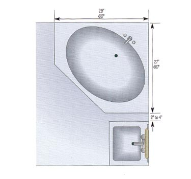 corner bathtub dimensions standard. Mesmerizing Small Corner Tub Dimensions Contemporary  Best idea